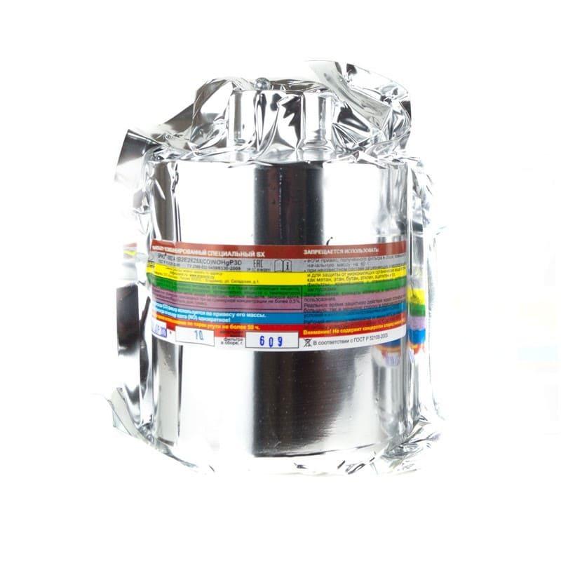 Фильтры спец. комб. Бриз-3002 А2В2Е2К2SX(СO)NOHgP3D