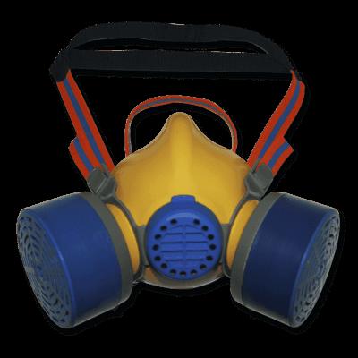 Респиратор-полумаска Бриз-3202 МЧС