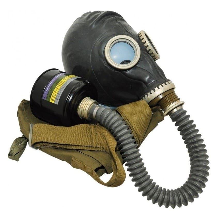 Противогаз фильтрующий ПФСГ-98 с маской ШМП
