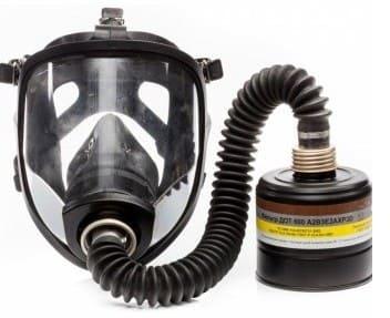 Противогаз фильтрующий ПФСГ-98 с маской МАГ