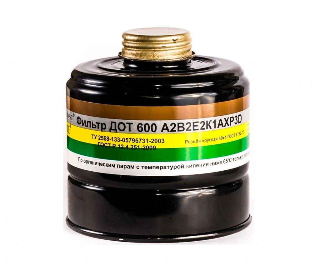 Фильтр ДОТ 600 A2B2E2K1AXP3D