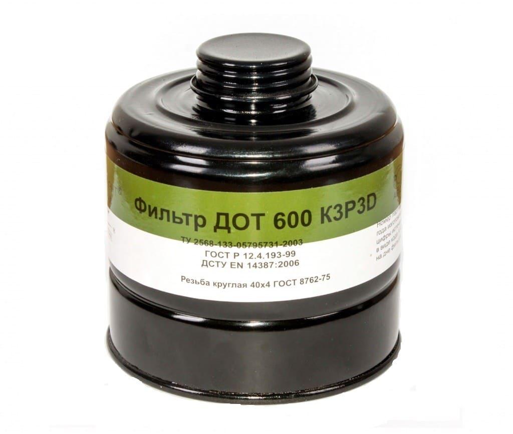 Фильтр ДОТ 600 K3P3D