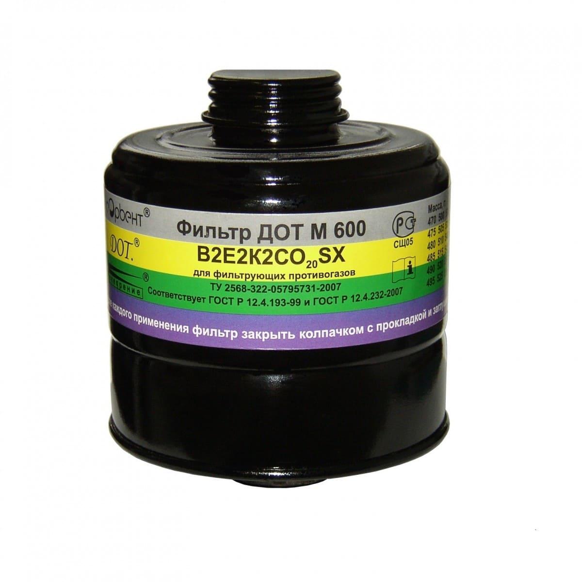 Фильтр ДОТ М 600 B2E2K2CO20SX