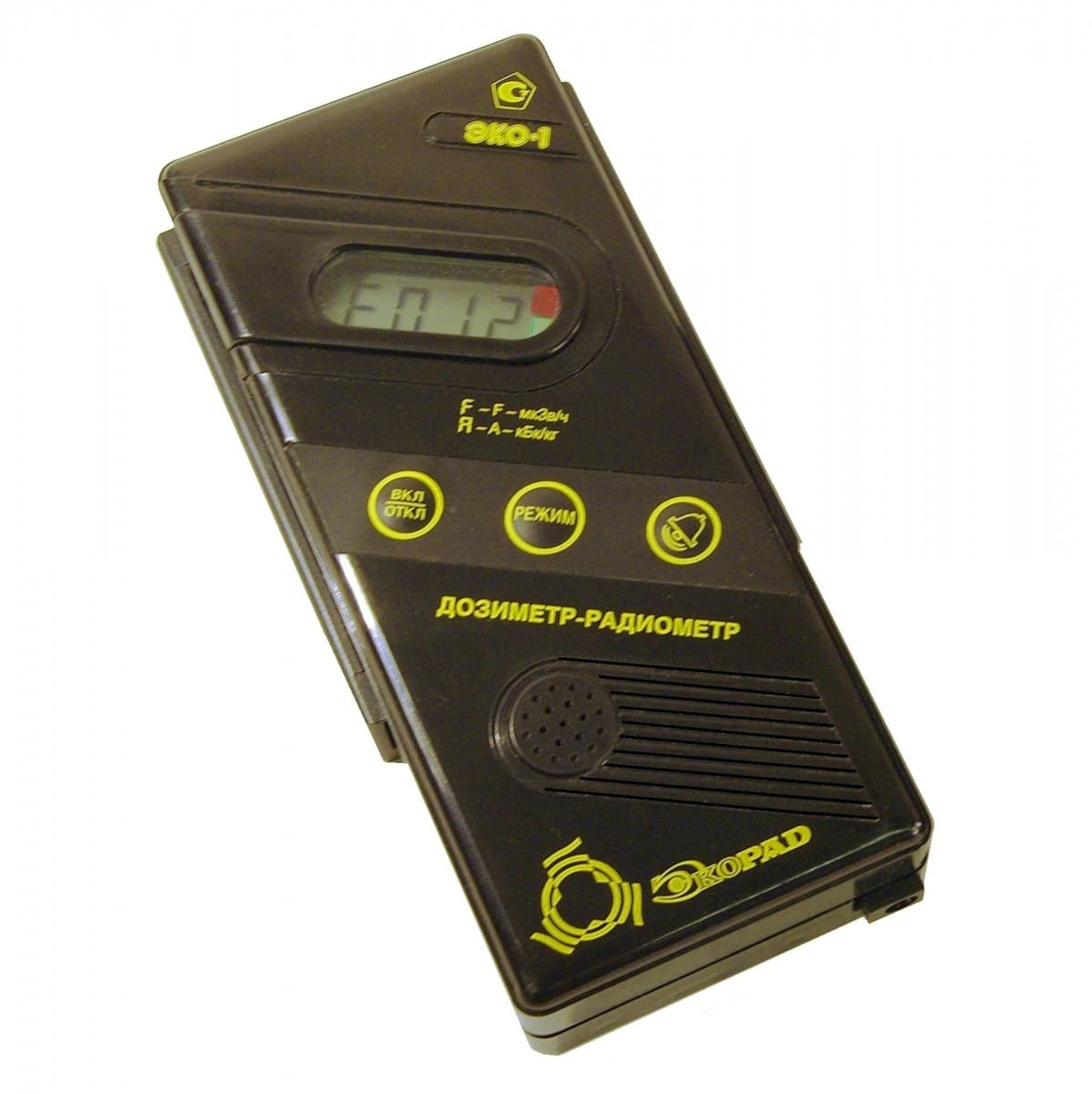 Дозиметр-радиометр ДРГБ-01 ЭКО-1М