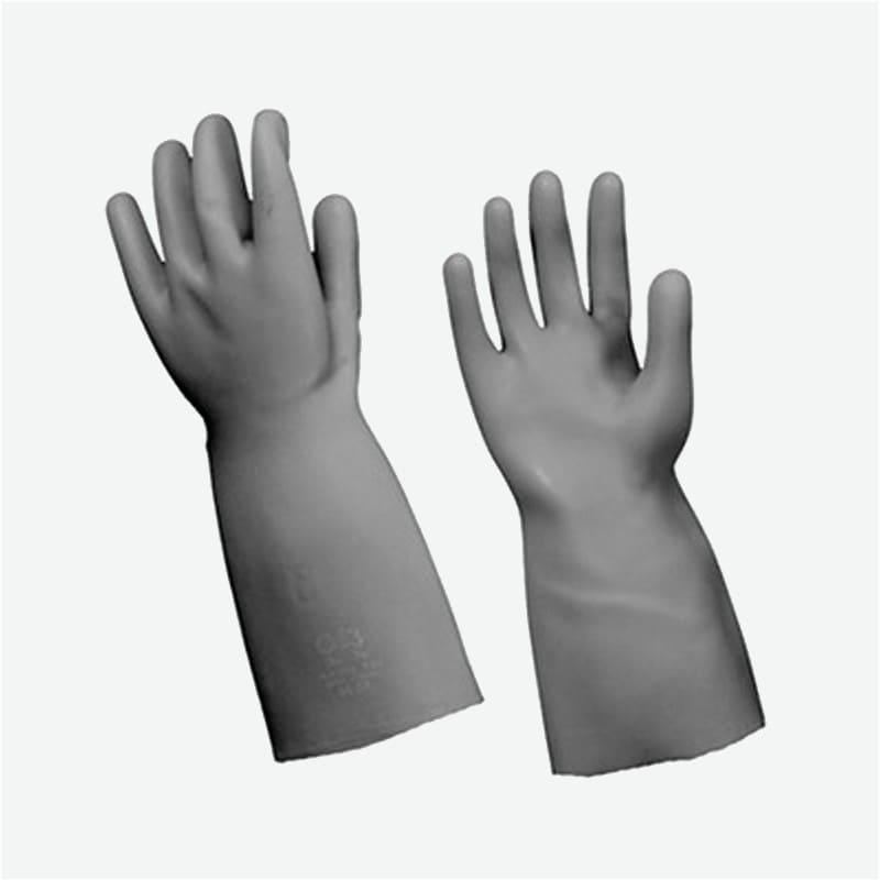 Перчатки диэлектрические со швом