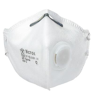 Полумаска фильтрующая Исток-1СК