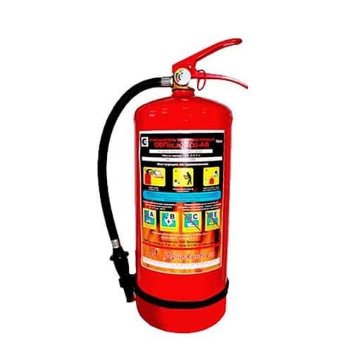 Огнетушитель ОВП-4з АВ заряженный морозостойкий