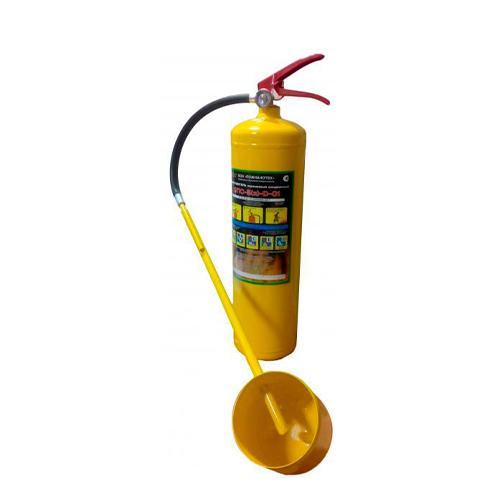 Огнетушитель ОПС-5з Д