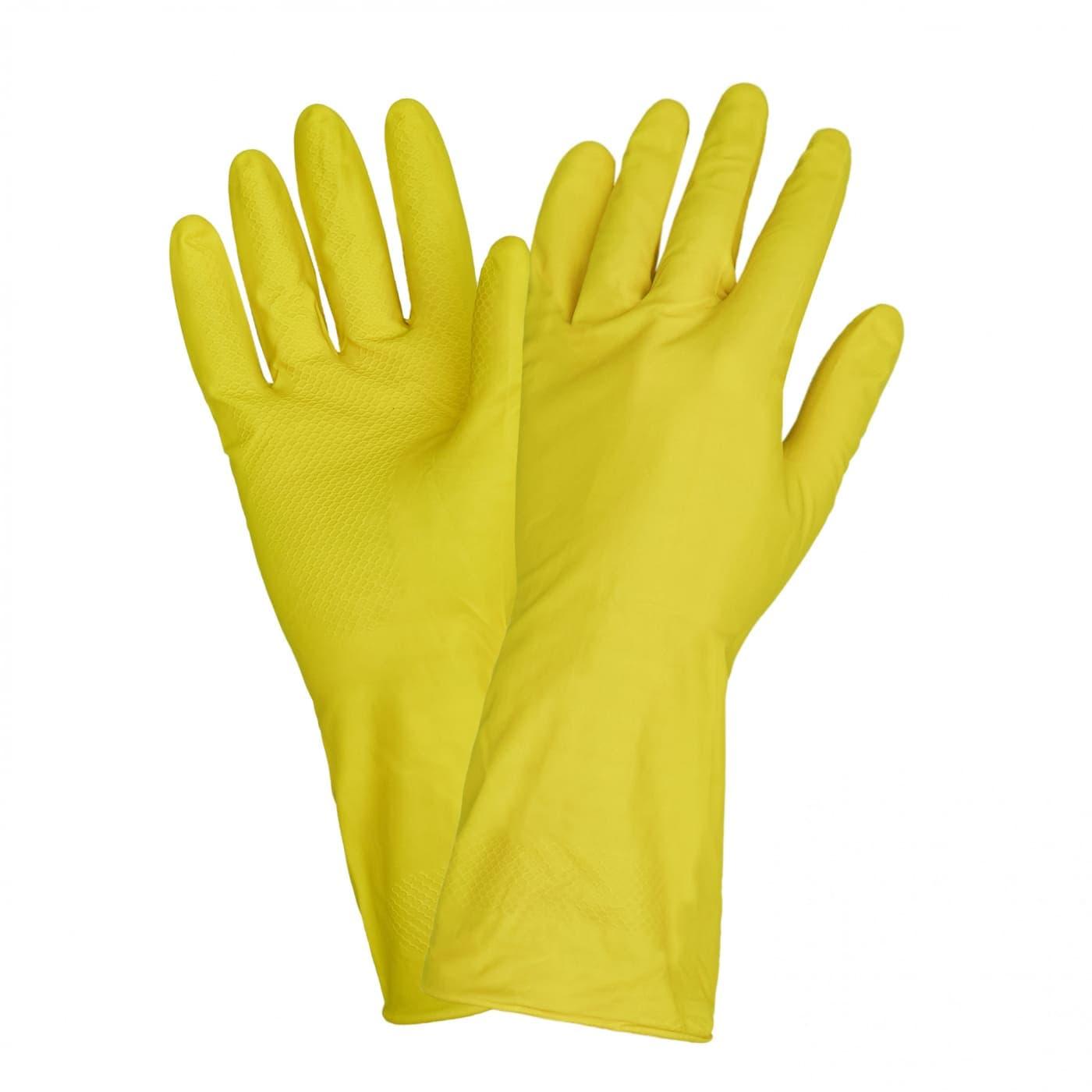 Перчатки хозяйственные 1 сорт
