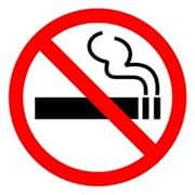 Знак P 101 Знак о запрете курения