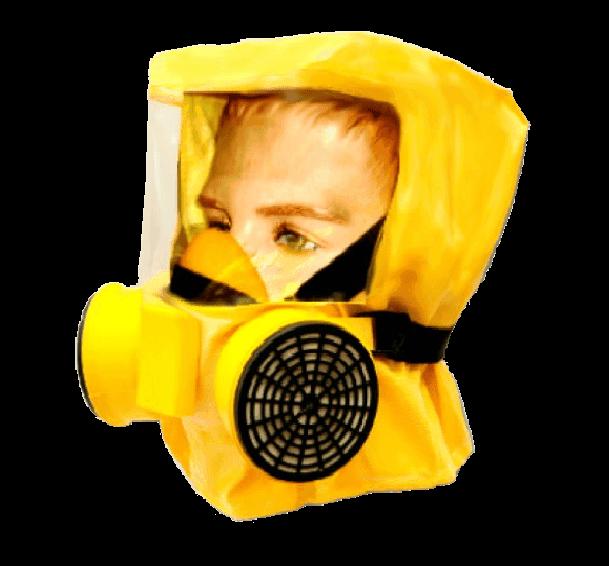 Самоспасатель фильтрующий ШАНС-Е