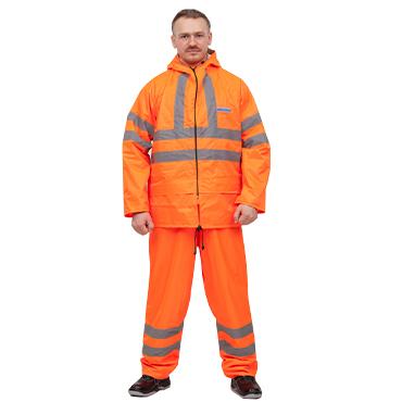 Куртка влагозащитная Extra-Vision WPL оранжевая