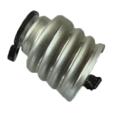 Крышка фляги противогаза с клапаном