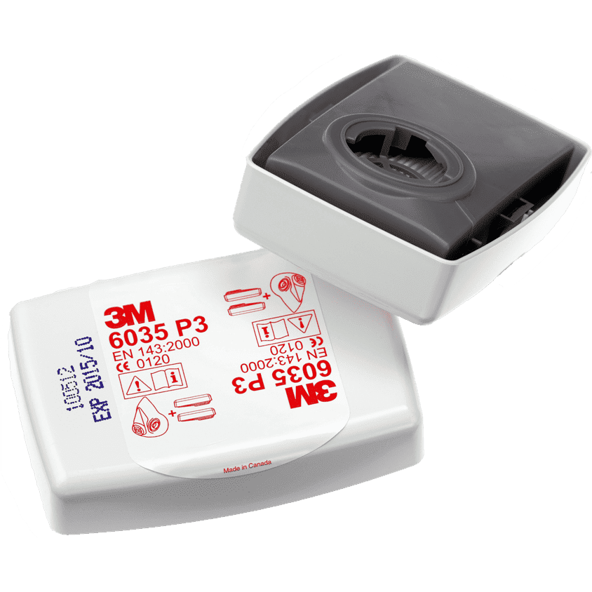 Фильтр 3М 6035 для прготивогаза