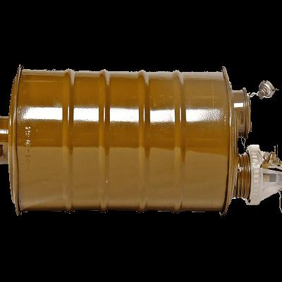 Фильтр для противогаза коричневый