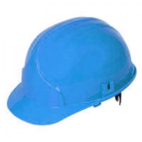 Каска строительная синяя