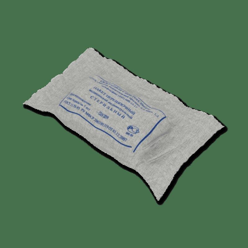 Индивидуальный перевязочный пакет ИПП 1